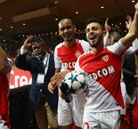 Monaco 4 Lille 0: Falcao and Silva all but seal Ligue 1 title
