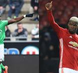 Pogba brothers' rivalry extends beyond football