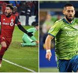 Toronto FC And Seattle Sounders Claim First Leg Wins In CCL