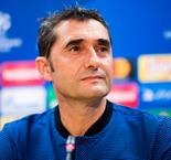 Valverde Focused On Winning Tomorrow's Game, Not Barcelona's Next Treble
