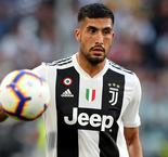 Juventus Midfielder Emre Can Back In Training After Surgery