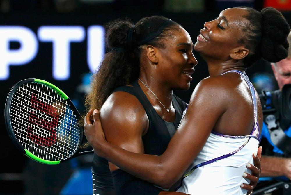 Serena Williams wins 2nd match of comeback, will play sister Venus next