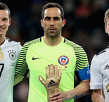 Draxler, Werner, and Bravo Take Home Confederations Cup Individual Awards