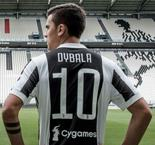 Dybala: Juventus number 10 shirt a childhood dream