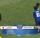 World Cup - Women U17: Japan 6 South Africa 0