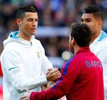 Ronaldo Sidesteps Messi Rivalry Talk After Moving To Serie A