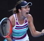 Collins moves past Pavlyuchenkova, into Australian Open semis