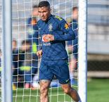 Allan to start for Brazil against Paraguay