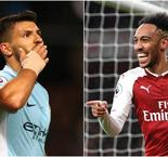 EFL Cup final: Where do Aguero and Aubameyang rank among Europe's elite?