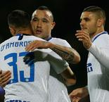 Frosinone 1 Inter 3: Nainggolan, Perisic and Vecino cement top-four berth