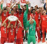 Five-star Bayern claims seventh straight title