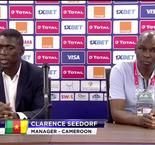 Seedorf Pleased After Cameroon Win Over Guinea-Bissau