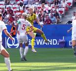 WWC Match Highlights: England 1-2 Sweden
