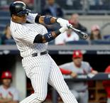 Yankees claim fifth straight win, Nationals walk off