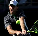 Querrey sets up Garin semi-final showdown