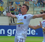 Anor Golazo Salvages 1-1 Draw for Caracas Away to Delfin