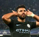 Aguero 178: More lethal than Kane and Henry on Silva service