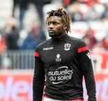 Nice: Saint-Maximin sanctionné