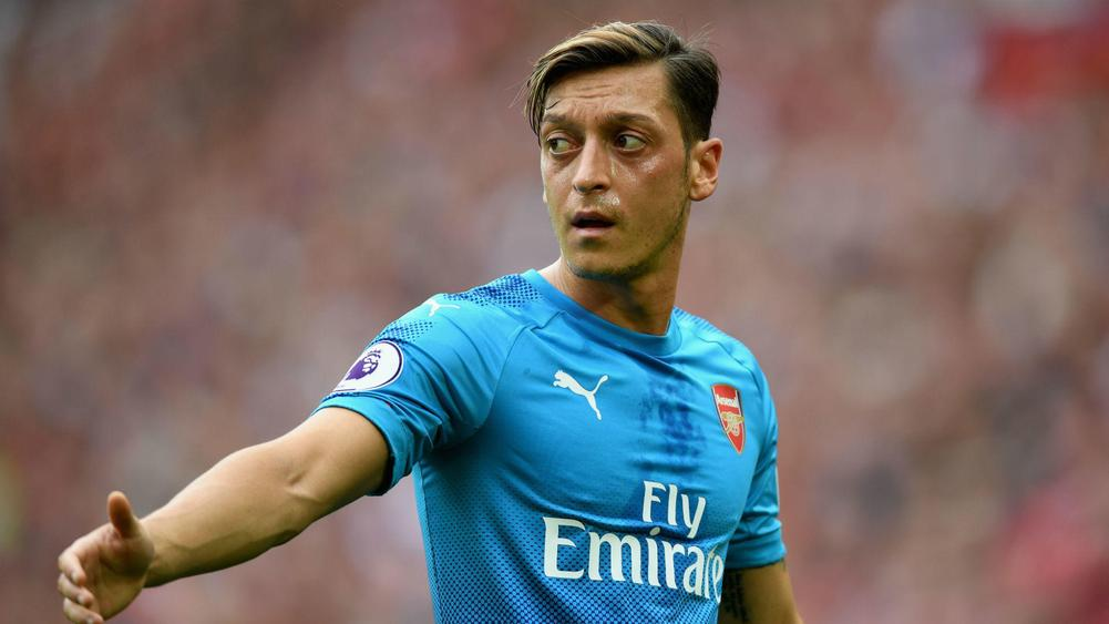 Mesut Ozil's Arsenal contract talks are progressing well, claims agent