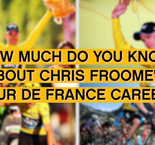 How much do you know about Chris Froome's Tour de France wins?