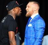 Floyd Mayweather And Conor McGregor Face Off Again