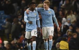 Capital One Cup Highlights: Man City - Hull City