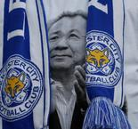 Leicester City pay tribute to Chairman