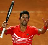 Djokovic survives semi scare to set up Nadal final