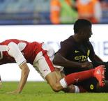 Wenger faces defensive crisis after Gabriel injury