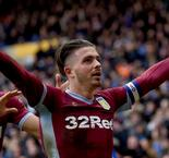 Grealish decides derby after vicious fan attack