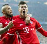 Bayern bullies Arsenal into UCL submission