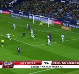 Highlights: Real Sociedad Roar Back To Beat Levante