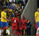 Brazil held by plucky Panama