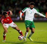 Denmark 0 Republic of Ireland 0: Thrills at a premium again in Aarhus