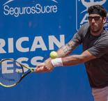 Melzer Ousts Three-Time Defending Champ Burgos, Monfils Prevails