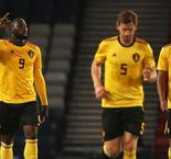 UEFA Nations League: Iceland 0 Belgium 3
