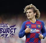 Sports Burst - Griezmann's Moment of Truth