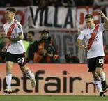 River Plate 2-0 Cerro Porteno: Rafael Santos Borre Doubles Lead From Penalty Spot