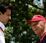 Wolff: Mercedes has lost a guiding light in legendary Lauda