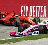 Vettel 'Can't Be Happy' With Form After Mishap