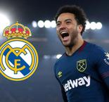 Report: Real Madrid See West Ham's Anderson As Hazard Backup Plan