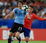 Chile 0 Uruguay 1: Cavani header snatches top spot in Group C