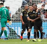 West Ham 0-5 Manchester City: Sterling Hits Hat-Trick as Champions Pound Hammers