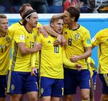 Swedes Skips Past Swiss, 1-0, Thanks To Forsberg's Fortune Strike