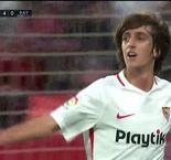 Bryan Gil Scores on Debut as Sevilla Rout Rayo 5-0