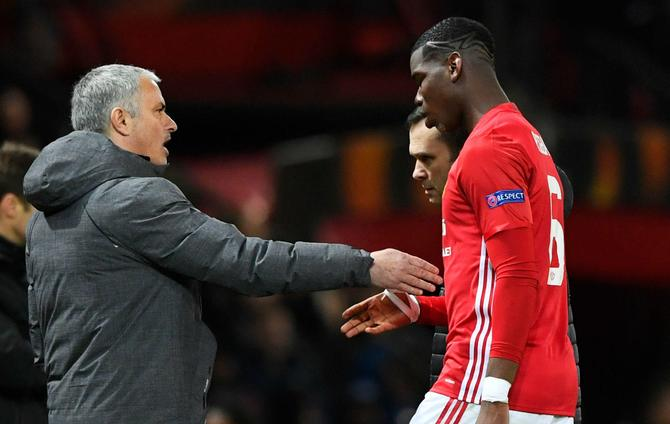 Jose mourinho says manchester united will probably lose to for Table top jocel jf 85