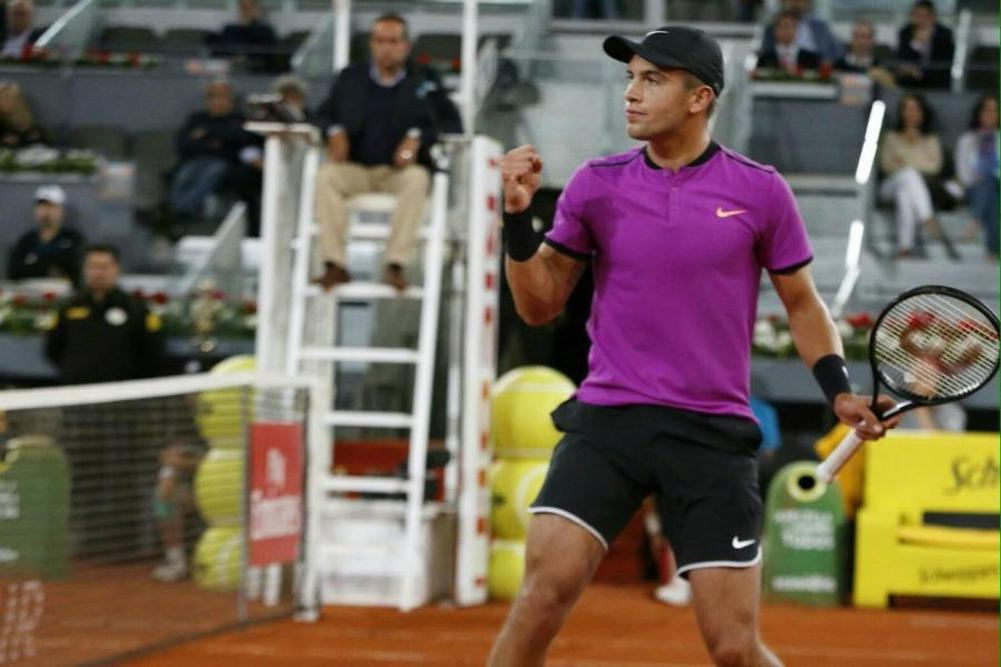 Madrid Murray sorti par Coric