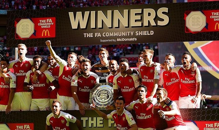 Arsenal 1-0 Chelsea: Wenger breaks Mourinho jinx to lift Community Shield
