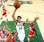 NBA : Bucks-Raptors (G5) - Le Top 5 du match