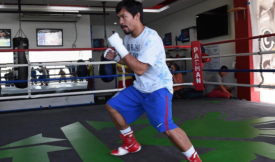 Nike drops Manny Pacquiao over 'abhorrent' same-sex marriage comments